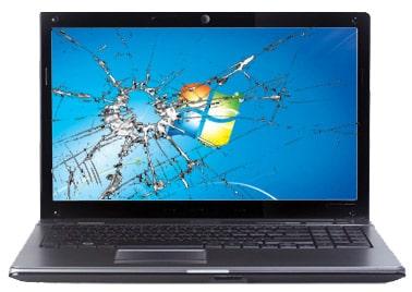 Замена матрицы ноутбука IRU, услуги компьютерного мастера